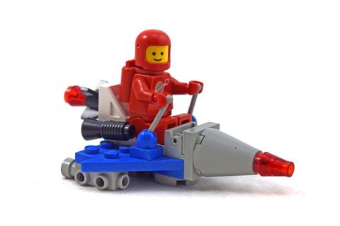 Scooter - LEGO set #1557-1
