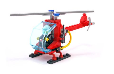 Flame Chaser - LEGO set #6531-1