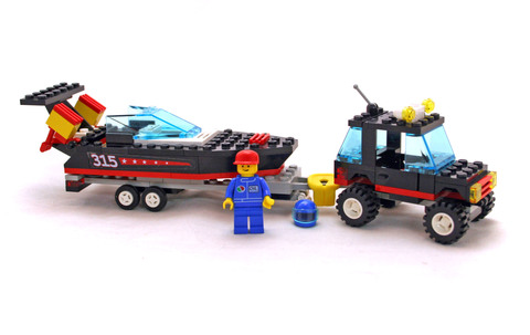 Wave Master - LEGO set #6596-1