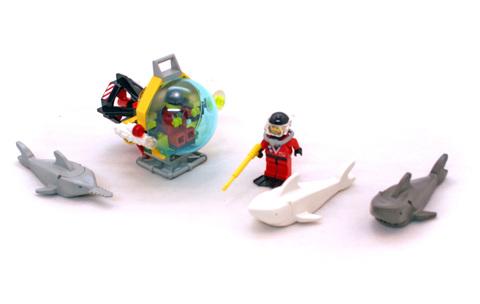 Shark Attack - LEGO set #6599-1