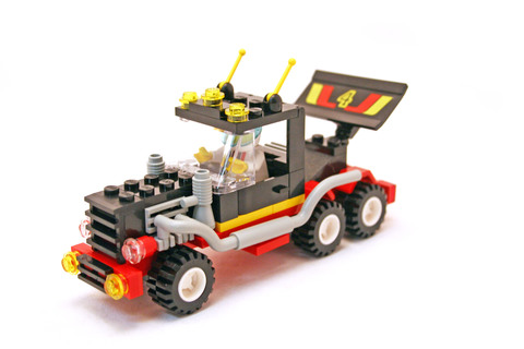 Diesel Daredevil - LEGO set #6669-1