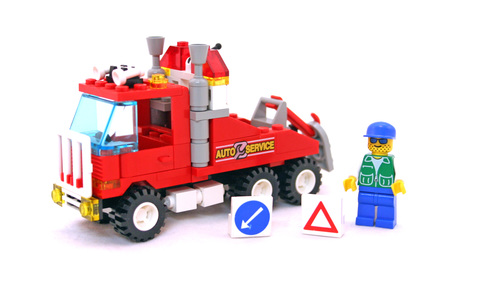 Rescue Rig - LEGO set #6670-1