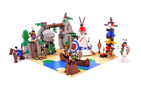 Boulder Cliff Canyon - LEGO set #6748-1