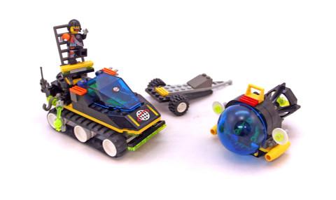 Alpha Team ATV - LEGO set #6774-1