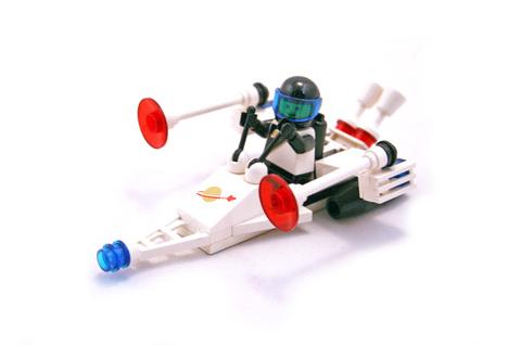 Laser Ranger - LEGO set #6810-1