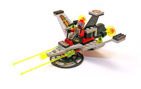 V-Wing Fighter - LEGO set #6836-1