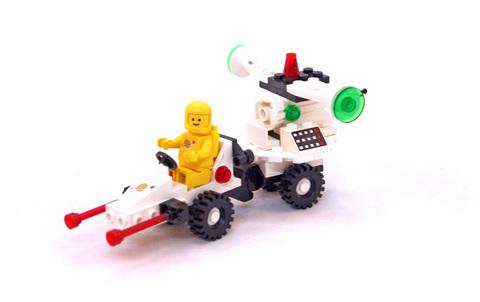 Satellite Patroller - LEGO set #6849-1