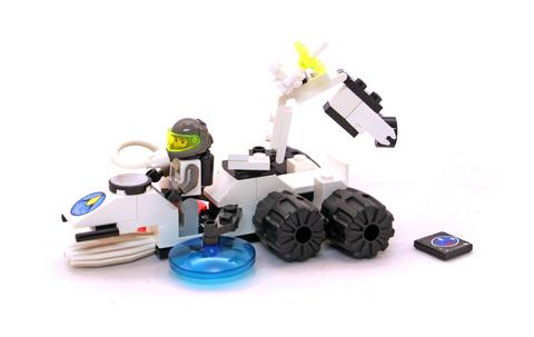 Alien Fossilizer - LEGO set #6854-1