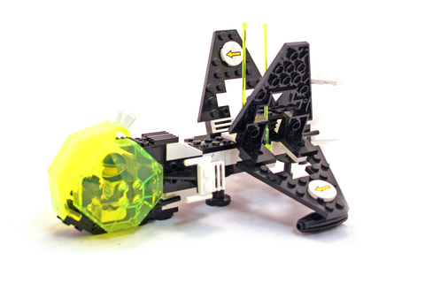 Allied Avenger - LEGO set #6887-1
