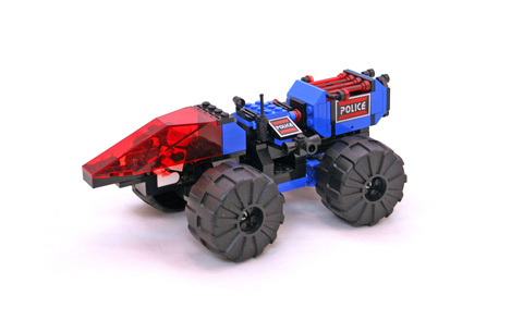 Spy Trak 1 - LEGO set #6895-1