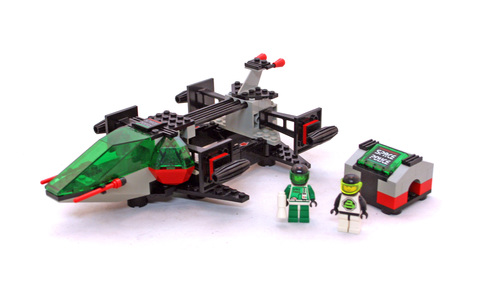 Rebel Hunter - LEGO set #6897-1