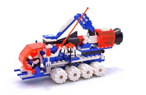Ice-Sat V - LEGO set #6898-1