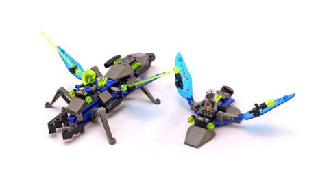 Bi-Wing Blaster - LEGO set #6905-1