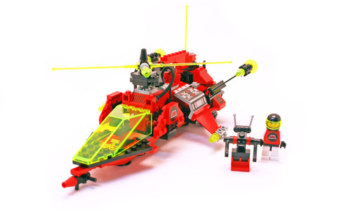 Particle Ioniser - LEGO set #6923-1