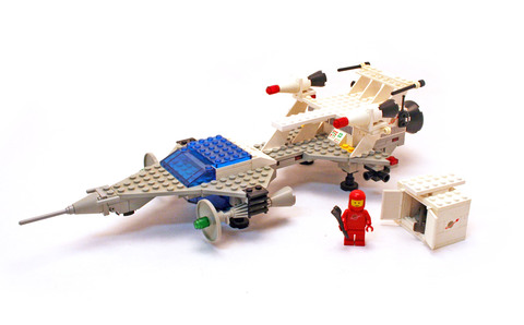 Star Fleet Voyager - LEGO set #6929-1