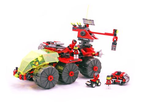 Mega Core Magnetizer - LEGO set #6989-1