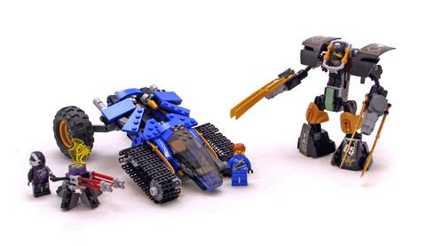 Thunder Raider - LEGO set #70723-1