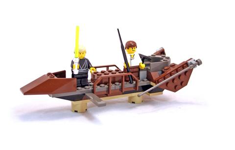 Desert Skiff - LEGO set #7104-1