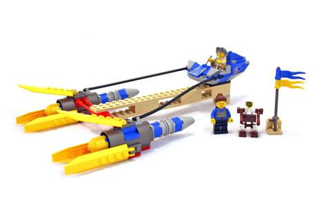 Anakin's Podracer - LEGO set #7131-1