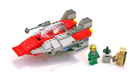 A-wing Fighter - LEGO set #7134-1