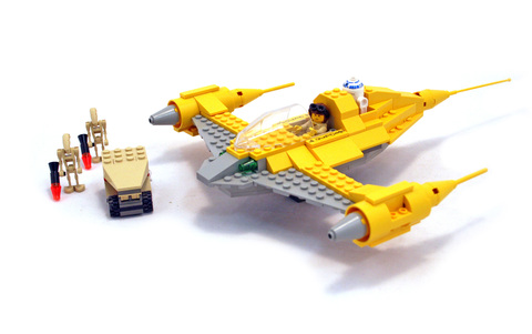 Naboo Fighter - LEGO set #7141-1