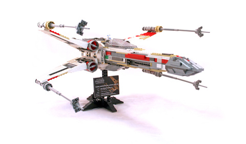 X-wing Fighter - UCS - LEGO set #7191-1