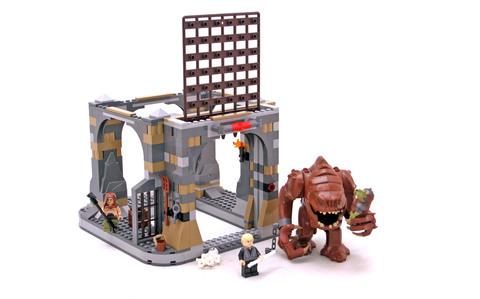 Rancor Pit - LEGO set #75005-1