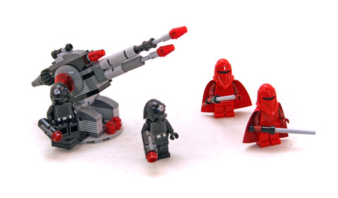 Death Star Troopers - LEGO set #75034-1