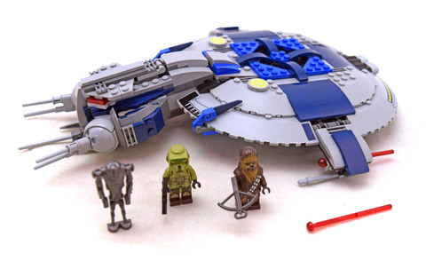 Droid Gunship - LEGO set #75042-1