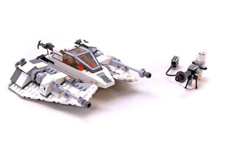 Snowspeeder - LEGO set #75049-1