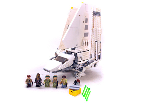 Imperial Shuttle Tydirium - LEGO set #75094-1