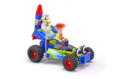 Woody and Buzz to the Rescue - LEGO set #7590-1