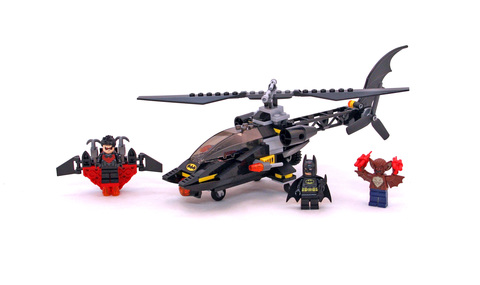 Batman: Man-Bat Attack - LEGO set #76011-1