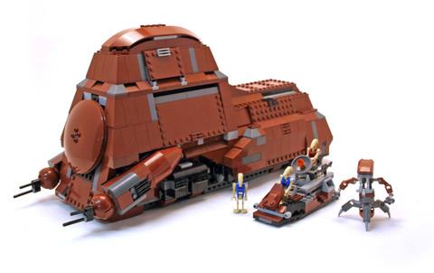 Trade Federation MTT - LEGO set #7662-1