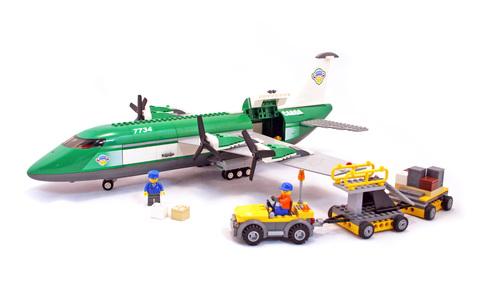 Cargo Plane - LEGO set #7734-1