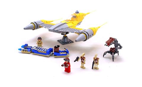 Naboo Starfighter - LEGO set #7877-1