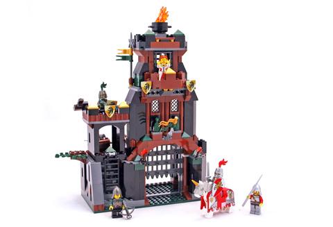 Prison Tower Rescue - LEGO set #7947-1