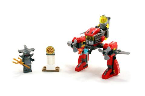 Seabed Strider - LEGO set #7977-1