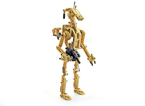Battle Droid - LEGO set #8001-1
