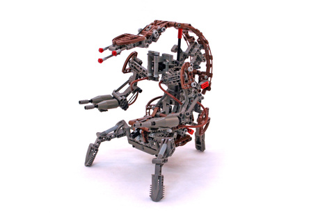 Destroyer Droid - LEGO set #8002-1
