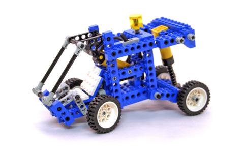 Pneumatic Set - LEGO set #8042-1