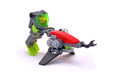 Sea Jet - LEGO set #8072-1