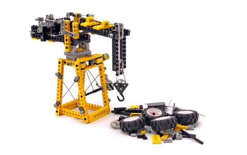 Universal Set with Flex System - LEGO set #8074-1