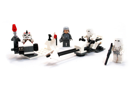 Snowtrooper Battle Pack - LEGO set #8084-1