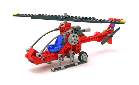 Aero Hawk II - LEGO set #8812-1