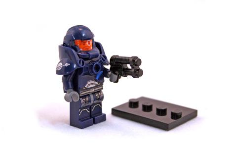 Galaxy Patrol - LEGO set #8831-8