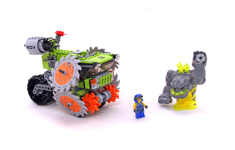 Rock Wrecker - LEGO set #8963-1