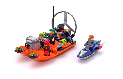 River Heist - LEGO set #8968-1