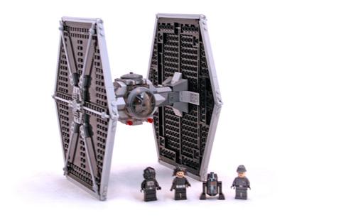 TIE Fighter - LEGO set #9492-1