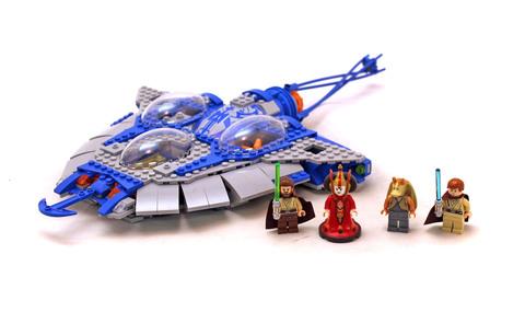 Gungan Sub - LEGO set #9499-1